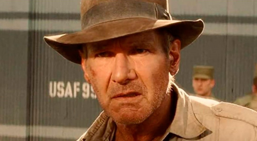 Harrison Ford has already arrived in the UK to shoot Indiana Jones 5