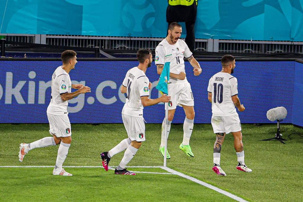 Indomitable Italy seeks to put the pass on the right track against Switzerland