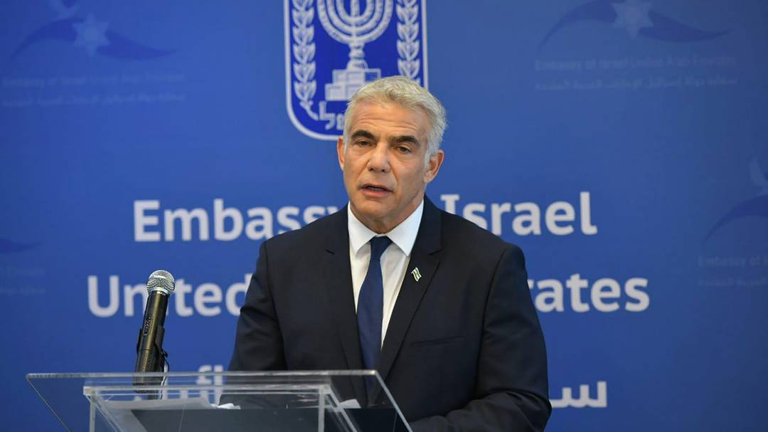 Israel wants peace with its neighbors