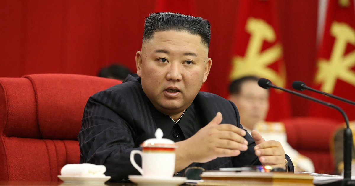 """Kim Jong Un wants to be ready for """"dialogue and confrontation"""" with Washington"""
