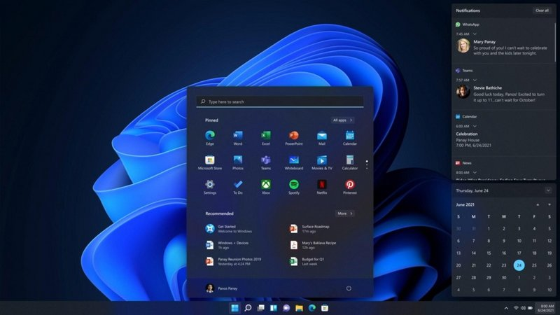 """Leaks reveal the date for the launch of """"Windows 11"""" in all the world"""