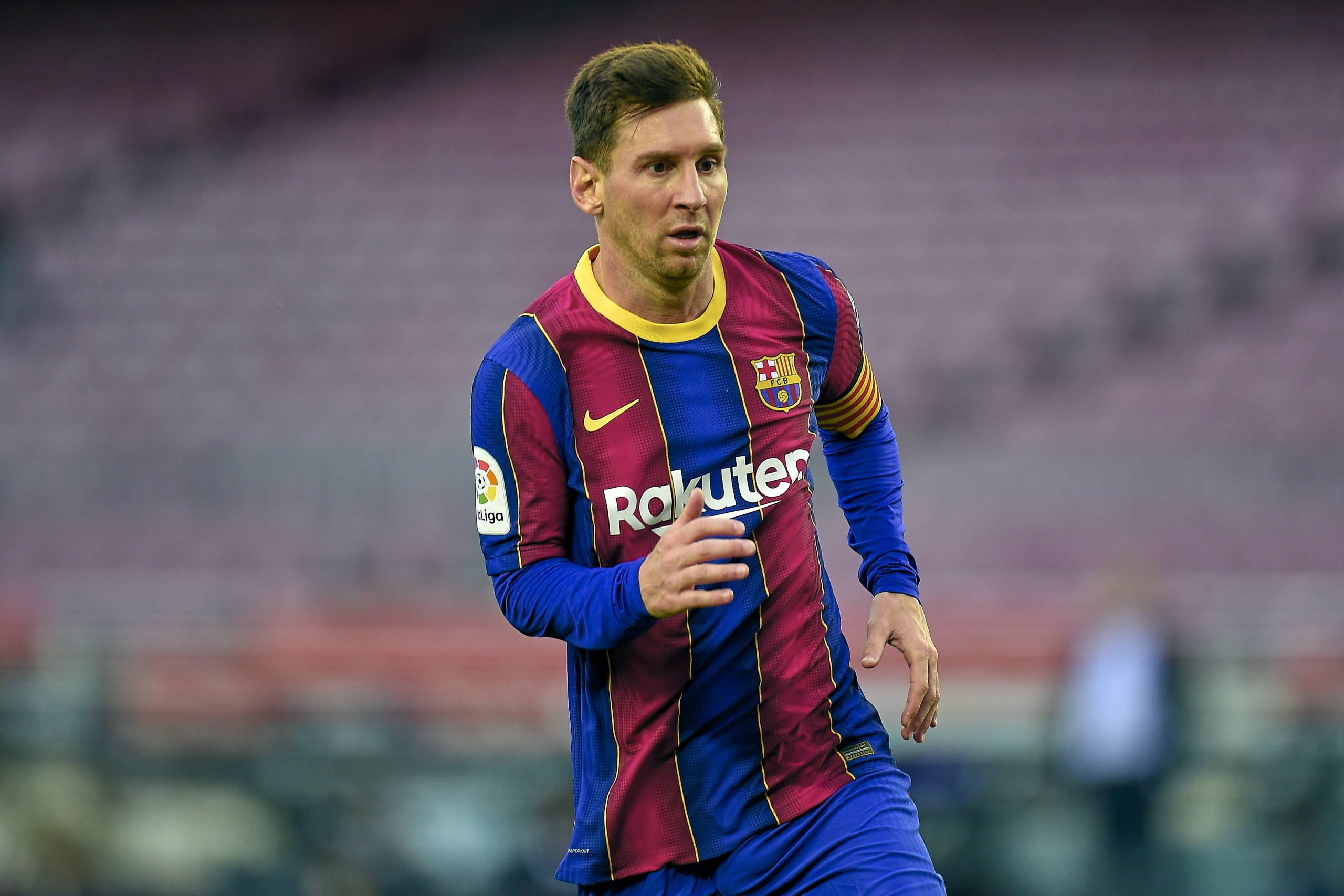 Lionel Messi moves to Beckham in Miami?