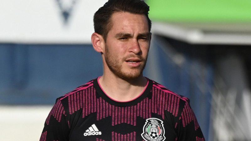 Mexico vs Australia: Jesus Angolo's goal saved Juan Macías' mistake