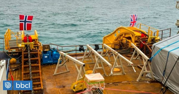 Norway and the United Kingdom complete the installation of the longest submarine electric cable on the planet |  Special