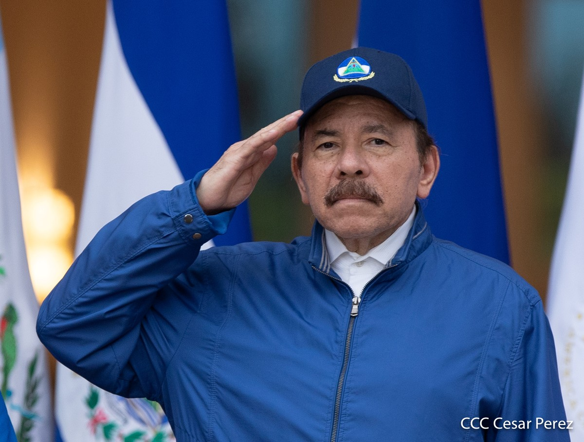 Ortega's opponent, Nicaragua's presidential candidate, has been arrested
