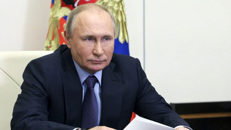 Putin: Relations with the United States are at their worst levels in recent years - World - News