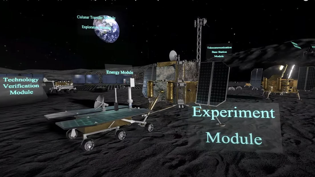 Russia and China present a roadmap for the establishment of an international scientific station on the Moon (video, photos)