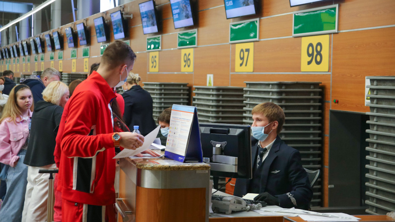 Russia is easing entry requirements and reopening its doors to British citizens