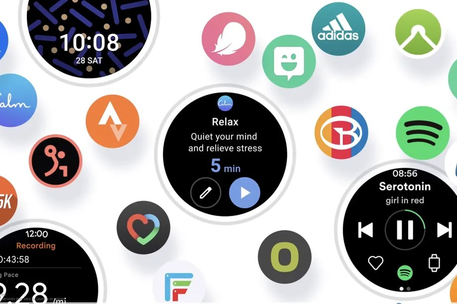Samsung has unveiled the One UI interface that will come with Wear OS on Galaxy Watches
