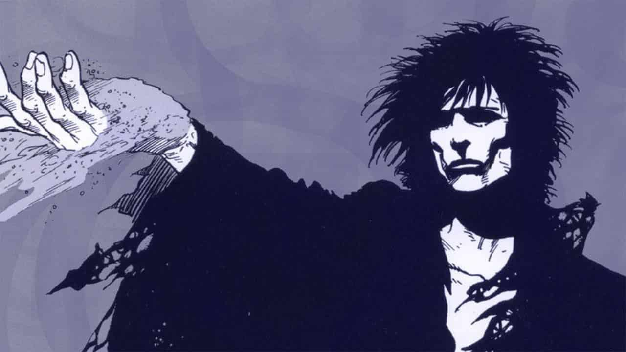 Sandman, Here's Dream in the first video from the set of Neil Gaiman's Netflix series!