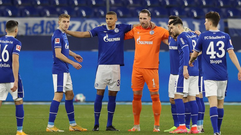 Schalke 04: Next signature?  This position in the room