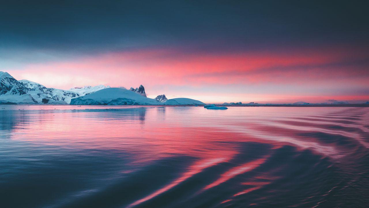Southern Ocean: Earth has a fifth ocean