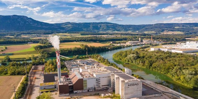 Técnicas Reunidas adds two decades in Switzerland in circular economy projects