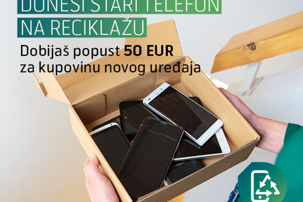 Telenor's new phone recycling campaign