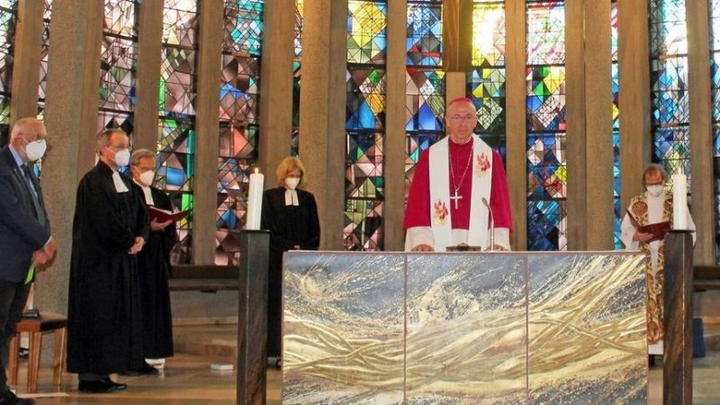 """The Ecumenical Movement in the Buchen Region: """"Let there be no difference between you"""" - Buchen"""