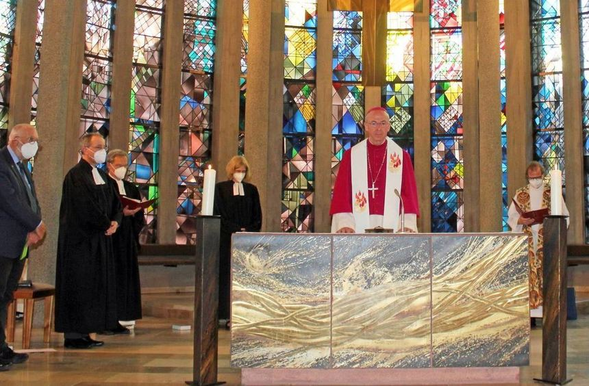 """The Ecumenical Movement in the Buchen Region: """"Let there be no difference between you"""" – Buchen"""