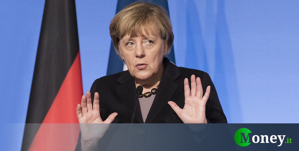 The United States was spying on Merkel