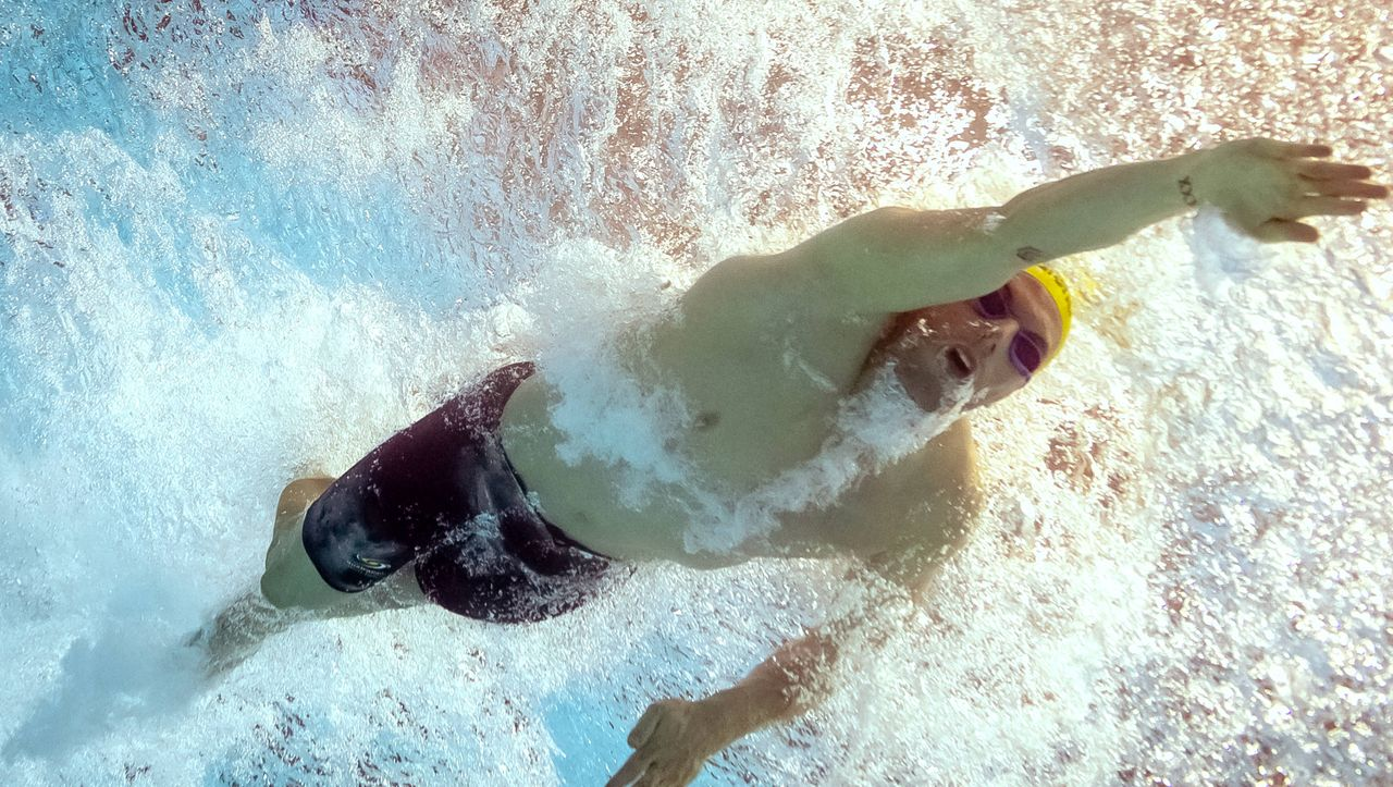 Tokyo 2020: Olympic swimming champion Kyle Chalmers at the Games – 'a bit scary'