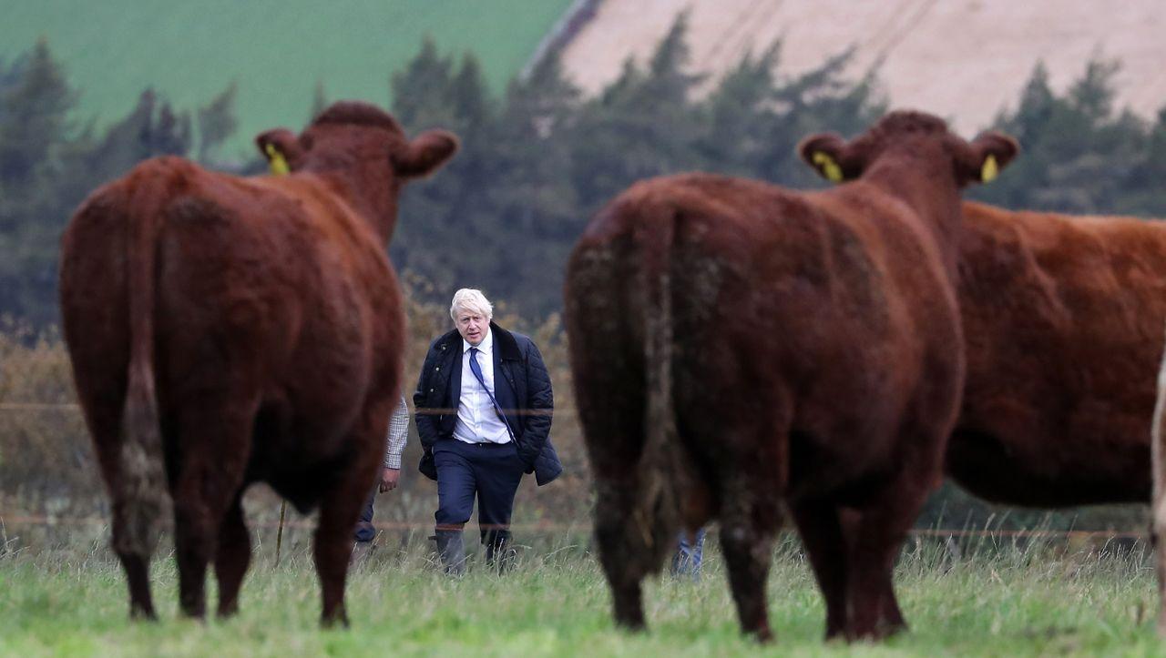 UK: Will Prime Minister Boris Johnson become King of Little Britain?