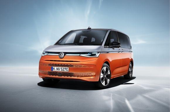Volkswagen presents the new multivan (T7) (+ photo)