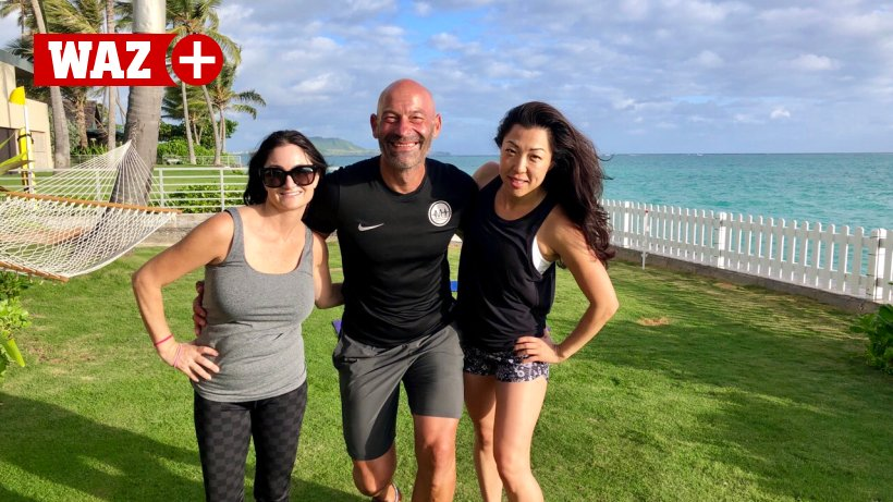 Wattenscheider won the green card – and moved to Hawaii