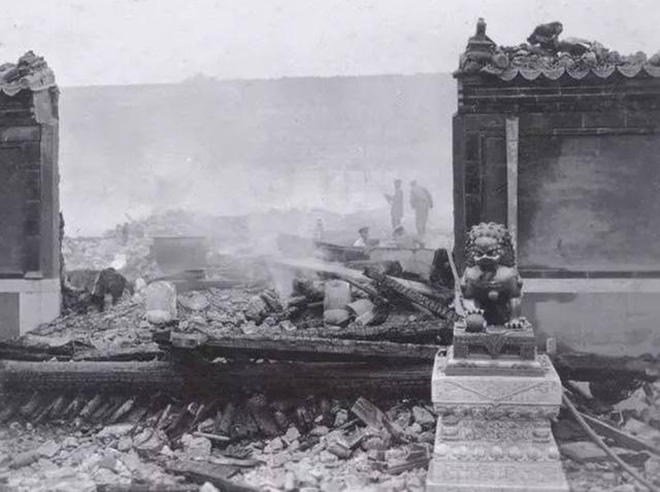 When the Forbidden City caught fire, a gold shopkeeper spent 500,000 yuan to buy all the ashes: there was still a big profit!  - Picture 2.