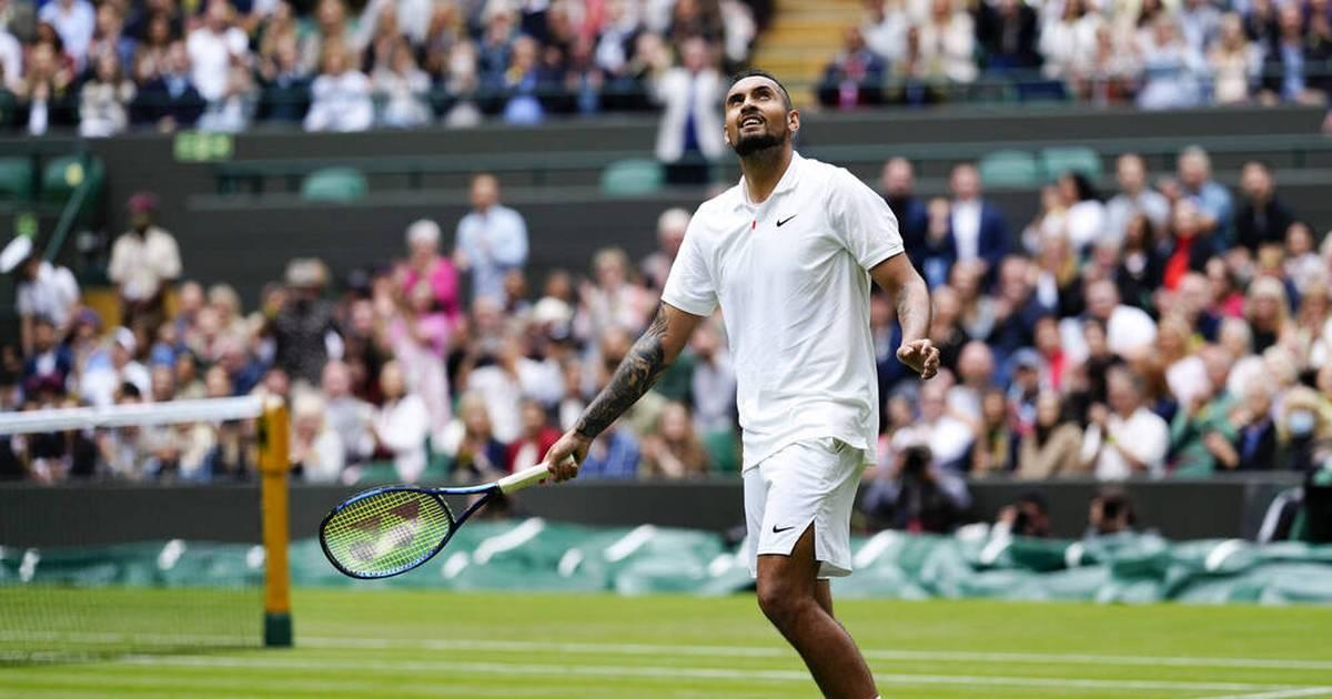 Wimbledon: Nick Kyrgios – Grass rage and falls