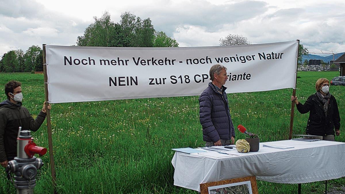 S18 resistance in St.Margrethen / Lustenau
