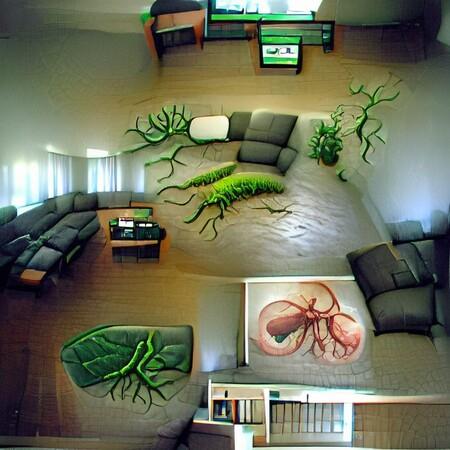 biological living room