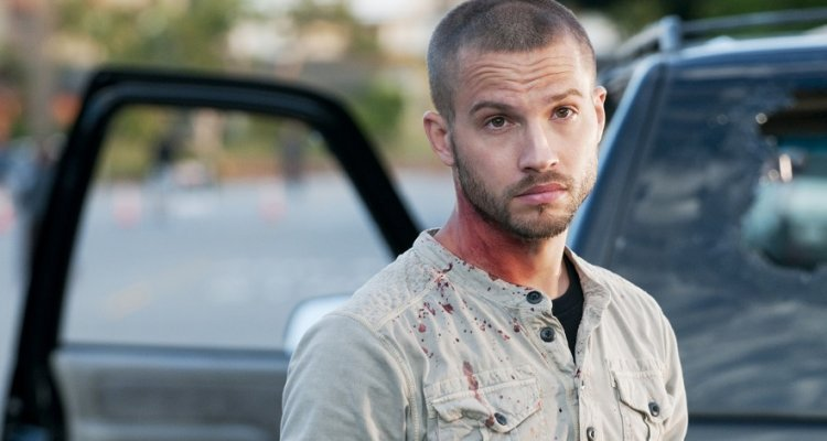 Logan Marshall Green on Team Lou, a movie produced for Netflix