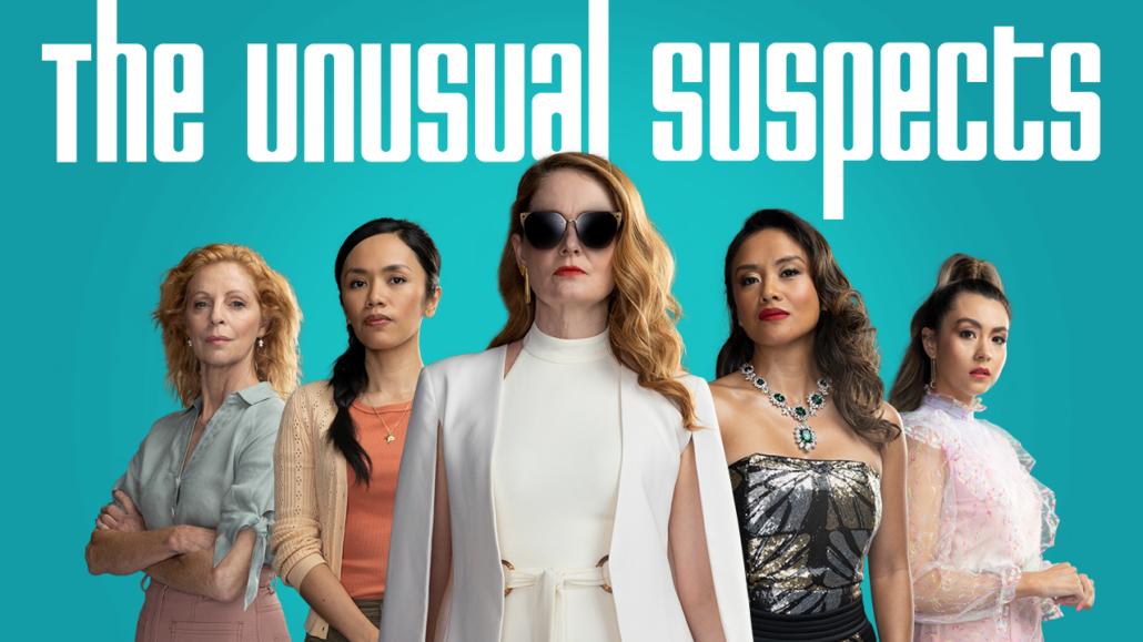 The Unusual Suspects (Australia): A very black and Filipino superb comedy