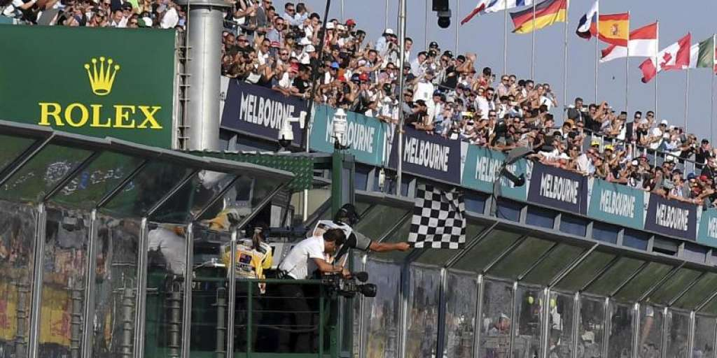 Maybe not the Melbourne Grand Prix again
