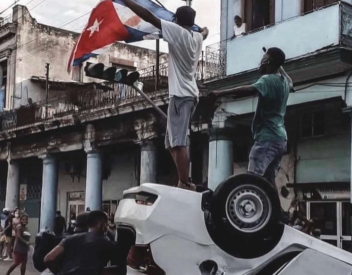 Cuba .. Mexican President Obrador responds to Biden: Remove the ban.  And Mosca: Enough Intervention (A. Puccio):