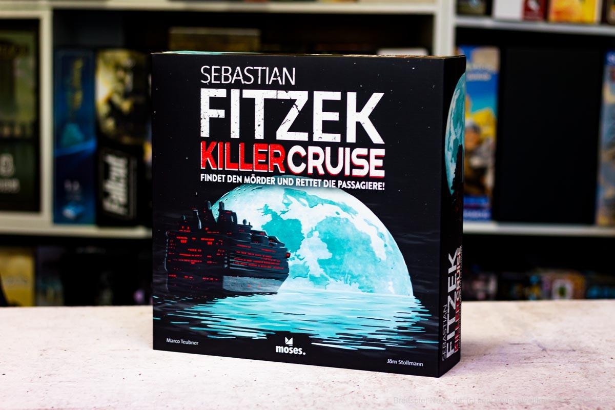 TEST // SEBASTIAN FITZEK – KILLERCRUISE