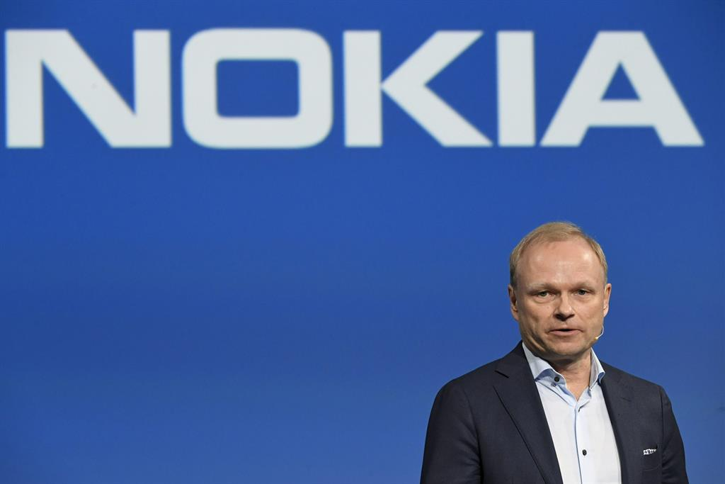 Finland.  Nokia will revise its annual forecast higher