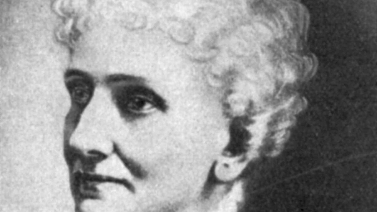 Mary Baker Eddy: And God Came to the United States