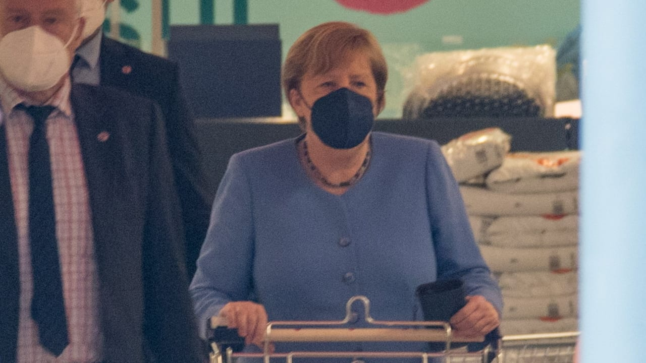 After visiting the United States of America: Merkel celebrates her birthday on Saturday – domestic politics