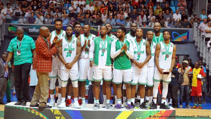 Tunisia Tunisia Afrobasket 2017 second place Nigeria