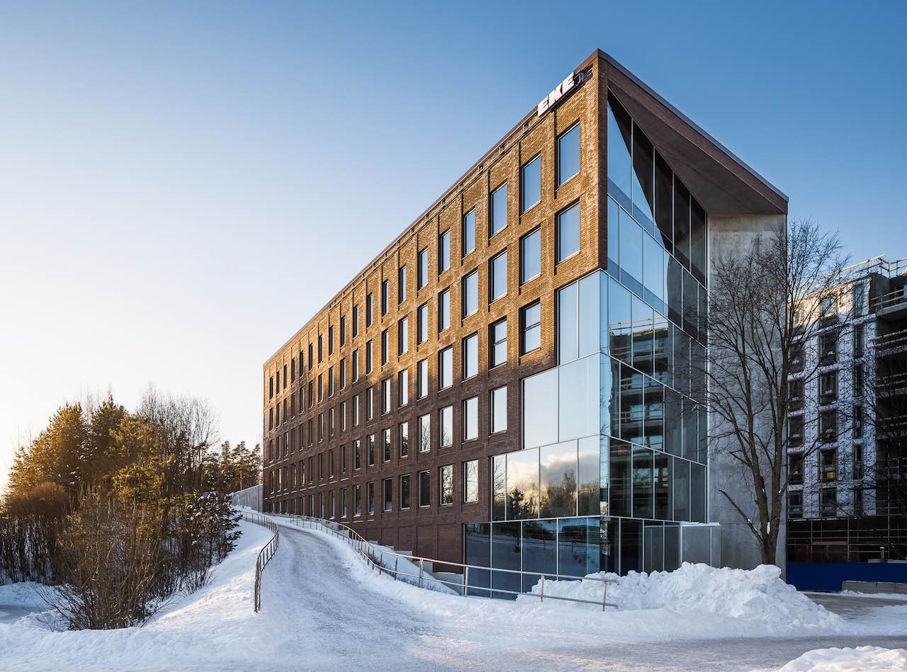Cuaduro Acquires New LEED Gold Office Building in Finland