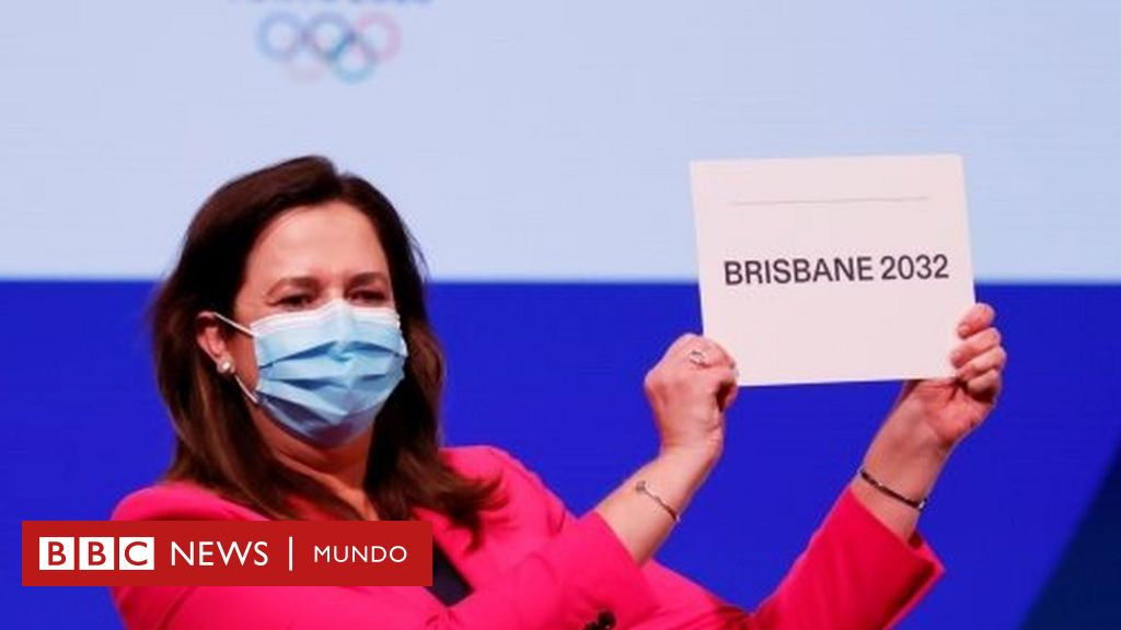 Brisbane 2032: The Australian city will host the Olympic and Paralympic Games