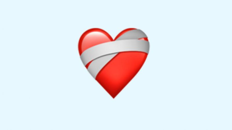 WhatsApp |  Does the covered heart emoji mean |  heart repair |  Meaning |  Applications |  Applications |  Smartphone |  Mobile phones |  trick |  Tutorial |  viral |  United States |  Spain |  Mexico |  NNDA |  NNNI |  data