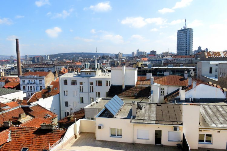 Facade, building, windows, energy efficiency, subsidies, carpentry, panorama