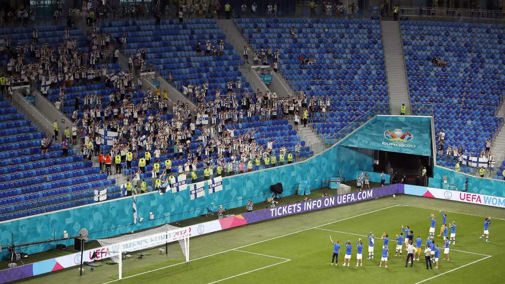 80 Finnish fans went home with Covid-19 after attending the tournament
