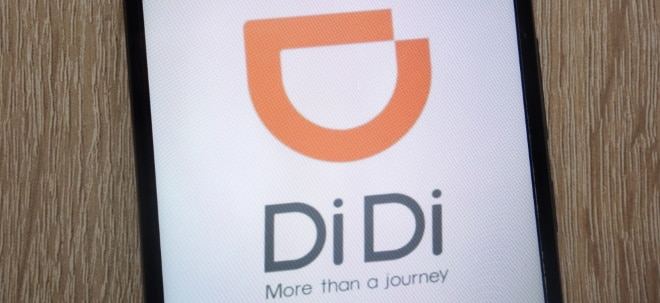 After app sale ban: DiDi Global shares in double digits: DiDi expects sales to drop in China |  Message