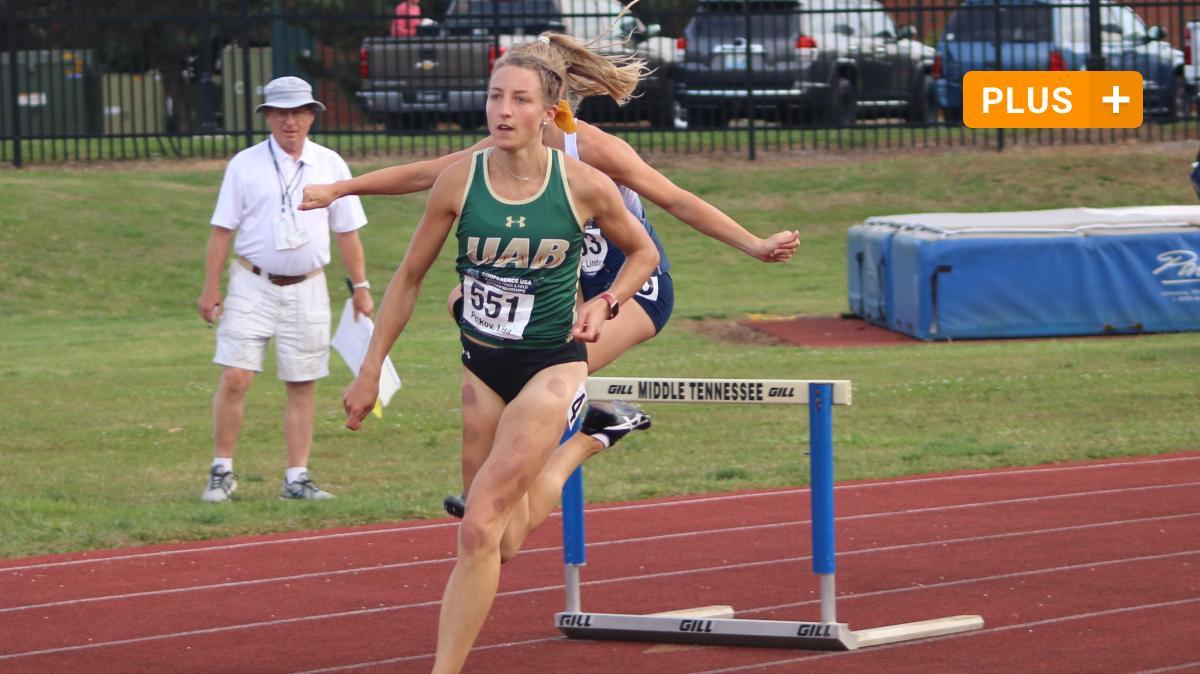 Athletics: Meringer sprinter proves her talent in the United States