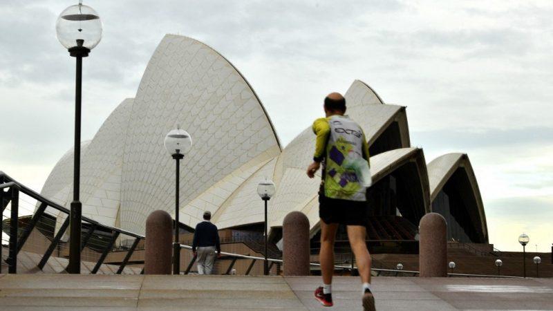 La pandemia de covid-19 ha provocado el confinamiento en Australia. (AFP)