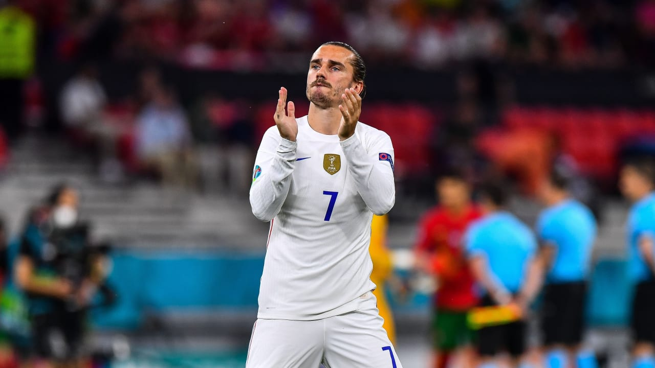 Barcelona: These five clubs want Antoine Griezmann!  Who is his favorite – international football