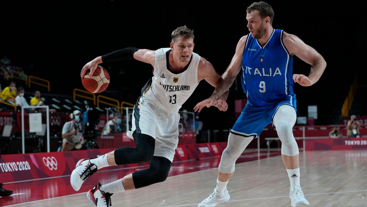 Basketball in the 2021 Olympics: schedule, results, TV broadcast