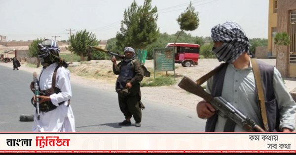 Conditions given by the Taliban to the Afghan government