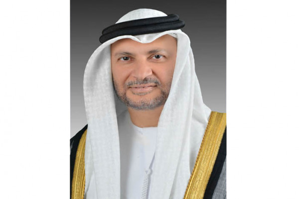 """Emirates News Agency – The United States, """"the most important and last strategic partner"""" for the UAE: Dr. Anwar Gargash"""